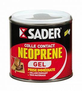 Sader Colle Contact Néoprène Gel - Boîte 500 ml de la marque Sader image 0 produit