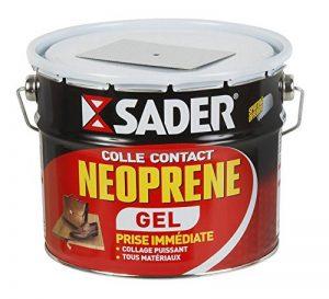 Sader Colle contact néoprène gel Seau 2,5 L de la marque Sader image 0 produit