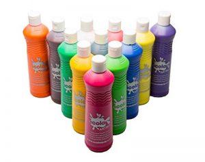 Scola Artmix Ready Mix Peinture coloré, 12x 600m–Lot de 12 de la marque Scola image 0 produit