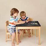 Securit Tableau noir 250ml Peinture acrylique à base d'eau pour verre/métal/céramique/plastique/bois de la marque Securit image 2 produit