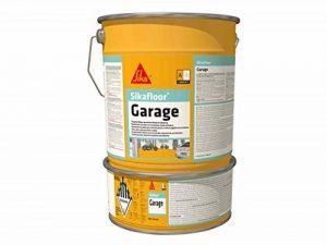 Sikafloor Garage, Peinture de sol intérieur spécial garage, 6kg, Gris de la marque SIKA image 0 produit