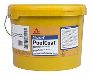 Sikagard PoolCoat, Peinture pour piscines, 10L, Bleu de la marque SIKA image 0 produit