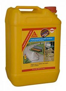 Sikagard Protection Sol MAT, Imperméabilisant effet mat pour sols (Pavés, dalles, pierres), 5L, Incolore de la marque Sika-Corporation image 0 produit