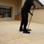Sikagard Protection Sol MAT, Imperméabilisant effet mat pour sols (Pavés, dalles, pierres), 5L, Incolore de la marque Sika-Corporation image 1 produit