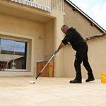 Sikagard Protection Sol MAT, Imperméabilisant effet mat pour sols (Pavés, dalles, pierres), 5L, Incolore de la marque Sika-Corporation image 4 produit