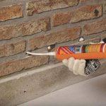 SikaMur InjectoCream 100, Traitement contre les remontées capillaires / remontées d'humidité dans les murs, Kit 20m², Blanc de la marque SIKA image 2 produit