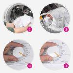 Simplicol Expert Teinture Tissu + Color Fixer pour Machine à Laver ou Coloration Manuelle: Restaurez Vos Vêtements - Noir de Minuit de la marque Simplicol image 3 produit