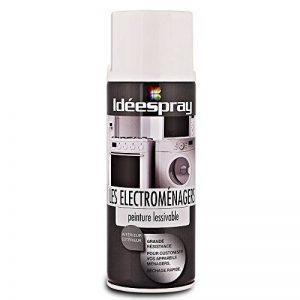 Sinto - Bombe Peinture Idéespray Les éléctroménagers - Blanc Brillant lessivable - aérosol 400 ML de la marque Sinto image 0 produit