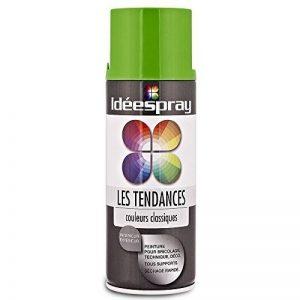 Sinto - Bombe Peinture Idéespray Les Tendances - Vert Pomme Brillant - aérosol 400 ML de la marque Sinto image 0 produit