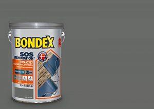 SOS Rénovation Terrasses, Bondex - Gris Ardoise Mat, 5L de la marque Bondex image 0 produit