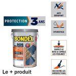 SOS Rénovation Terrasses, Bondex - Gris Ardoise Mat, 5L de la marque Bondex image 3 produit