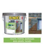 SOS Rénovation Volets, Bondex - Rouge Basque Satin, 2,5L de la marque Bondex image 3 produit