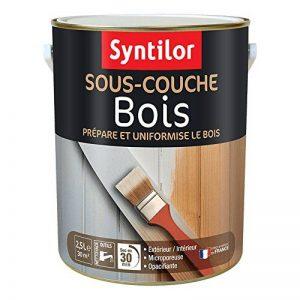 Sous-Couche Bois Blanc 2,5L de la marque Syntilor image 0 produit