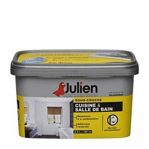 Sous-couche JULIEN pour cuisine et salle de bain - Blanc Mat 2,5L de la marque Julien image 0 produit
