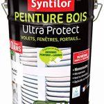 Syntilor - Peinture Bois Ultra Protect Blanc Satiné RAL 9016 5L de la marque Syntilor image 1 produit