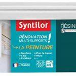 Syntilor - Peinture De Rénovation Multi-Supports Blanc Perfect Satiné 2L de la marque Syntilor image 1 produit