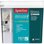Syntilor - Peinture De Rénovation Multi-Supports Gris Béton Satiné 0,75L de la marque Syntilor image 1 produit