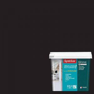 Syntilor - Peinture De Rénovation Multi-Supports Noir Couture Satiné 0,75L de la marque Syntilor image 0 produit