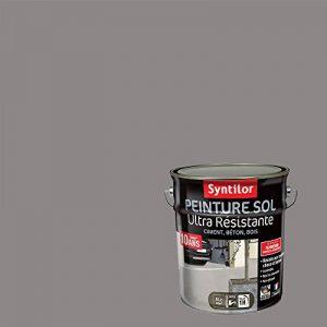 Syntilor - Peinture Sol Ultra Résistante Acier Satiné 4L de la marque Syntilor image 0 produit