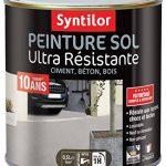 Syntilor - Peinture Sol Ultra Résistante Asphalte Satiné 0,5L de la marque Syntilor image 1 produit