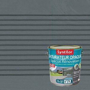 Syntilor - Saturateur Opaque Spécial Rénovation Gris Clair Mat 2,5L de la marque Syntilor image 0 produit