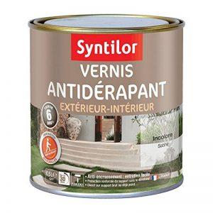 Syntilor - Vernis Antidérapant Incolore Satiné 0,5L de la marque Syntilor image 0 produit