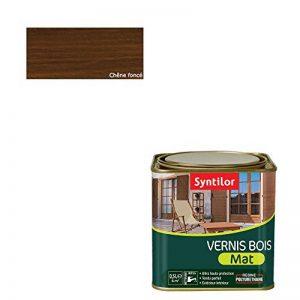 Syntilor - Vernis Bois Chêne Foncé Mat 0,5L de la marque Syntilor image 0 produit