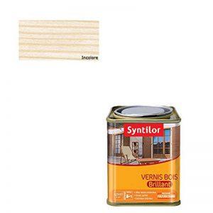 Syntilor - Vernis Bois Incolore Brillant 0,5L de la marque Syntilor image 0 produit