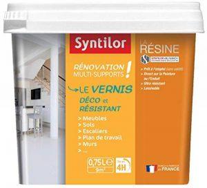 Syntilor - Vernis Rénovation Multi-Supports Incolore Laqué 0,75L de la marque Syntilor image 0 produit
