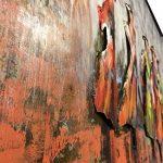 Tableau métallique Relief 3D / Décoration Murale/Toile Faite à la Main damasquinage, Soudure, Peinture – Motif Femmes & Robes de la marque Meubletmoi image 2 produit