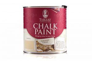 Tableau peinture à la craie, Cuckmere Blanc de la marque Tableau image 0 produit