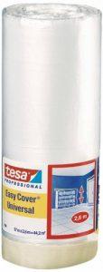 Tesa 04368-00007-01 Adhésif de masquage Easy Cover 4368 Premium 17 x 2600 mm de la marque Tesa image 0 produit