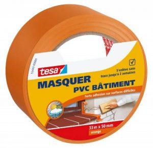 Tesa 55443-00000-00 Masquer PVC Bâtiment 33 m x 50 mm de la marque Tesa image 0 produit