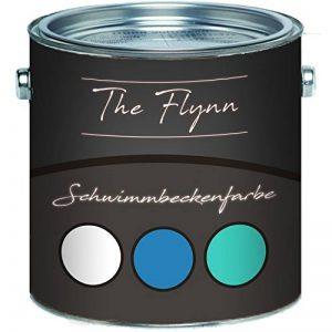 The Flynn Peinture pour piscine auserlesene bleu blanc vert mer gris gris anthracite revêtement de piscine béton peinture pour bassin, gris de la marque The Flynn image 0 produit
