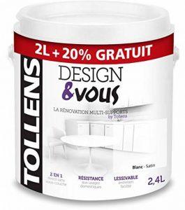 TOLLENS 3T28090 Design & Vous Peinture Blanc de la marque Tollens image 0 produit