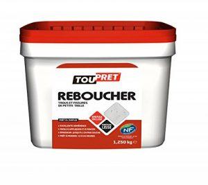 Toupret 170030 Reboucher pâte 1,25 kg de la marque Toupret image 0 produit