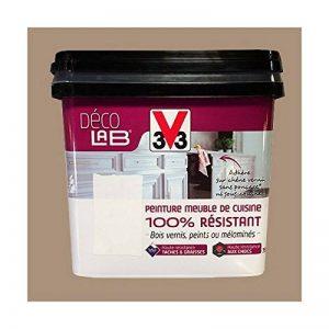 V33 Déco LAB Peinture Meuble de cuisine 100% Résistant Cappuccino de la marque V33 image 0 produit