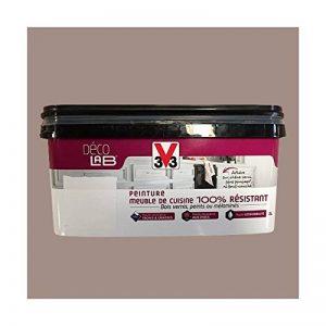 V33 Déco LAB Peinture Meuble de cuisine 100% Résistant Humus de la marque V33 image 0 produit