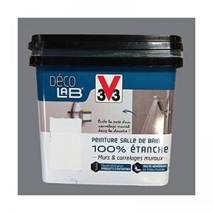 V33 Déco LAB Peinture Salle de bain 100% Etanche Roche de la marque V33 image 0 produit
