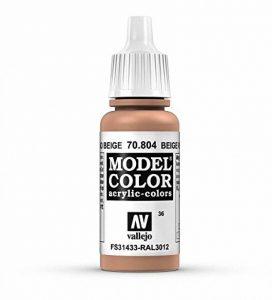 Vallejo Peinture acrylique pour modélisme 17 ml Beige Red de la marque Vallejo image 0 produit