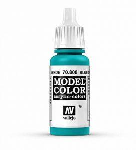 Vallejo Peinture acrylique pour modélisme 17 ml bleu/vert de la marque Vallejo image 0 produit