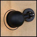VanMe Lumière Murale Bras Mécanique France Jielde Loft Rh Wall Lamp Voir Double Escamotable Pliable Vintage Lustre Interrupteur Sans Tige de la marque VanMe Light image 3 produit