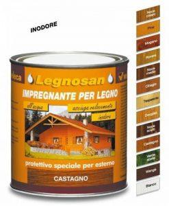VELECA legnosan, lasure pour bois, chêne de la marque VELECA image 0 produit