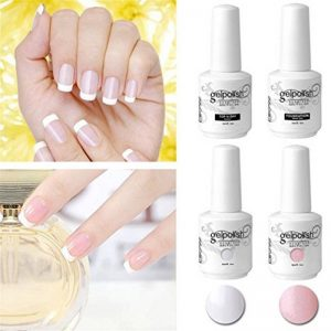vernis blanc rose TOP 5 image 0 produit