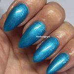 vernis bleu turquoise TOP 14 image 1 produit