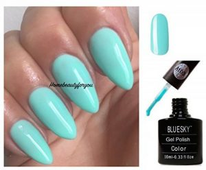 vernis bleu turquoise TOP 5 image 0 produit