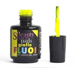 vernis jaune fluo TOP 4 image 0 produit