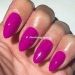 Vernis à ongles gel par Bluesky Neon 28 - Rose fushia - Séchage sous lampe UV/ LED - 10ml - 2lingettes Homebeautyforyou incluses de la marque Bluesky image 1 produit