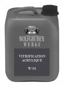 Vitrificateur acrylique W701 pour sols et murs en béton ou dérivés ciment - 10L de la marque Wowe image 0 produit