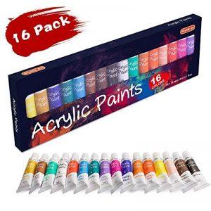 Votre comparatif pour : Colorant peinture acrylique TOP 12 image 0 produit